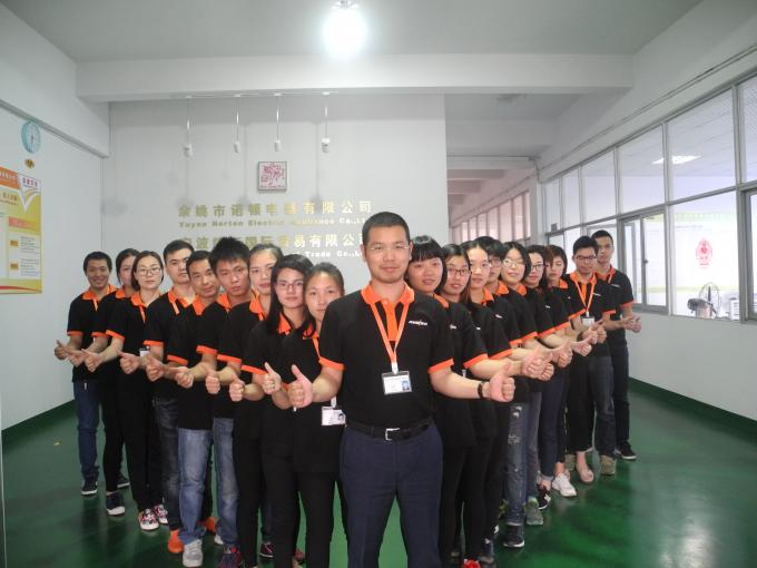 China Yuyao Norton Electric Appliance Co., Ltd. Bedrijfsprofiel 1